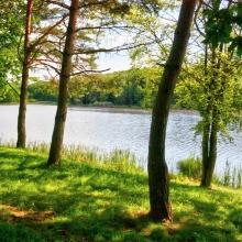 Izlet k čudovitemu jezeru Hársas (Őrség 6)